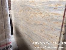 Peacock Jade Golden Marble Slabs & Tiles,China Yellow Marble,Wall & Floor Covering Tiles, Marble Wall Covering Tiles