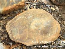 Yellow Stone Garden Boulders,Garden Rock Stone