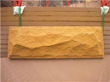 Golden Sandstone Tiles and Slabs