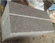 G664 Granite Steps and Risers, Pink Granite
