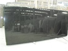 Zimbabwe Black Granite Polished Tiles & Slabs, Absolute Black Granite Slabs, Black Granite Polished Random Slabs