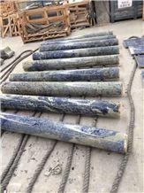 Blue Marble, Blue Sodalite Roman Columns