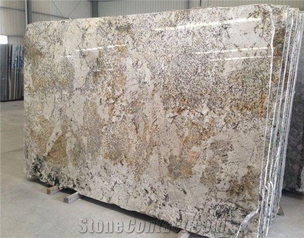 Alaska White Granite Tiles Slabs Top Grade Granite