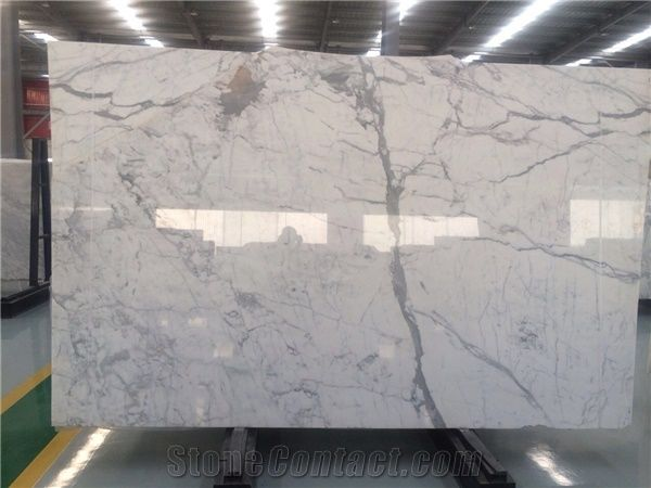 Statuario New MaterialsMarble Slabs TileWallCladding Cut To Size For Floor CoveringInteriorDecorationIndoor Metope Stage Face Plate Outdoor