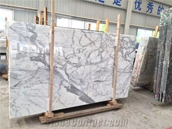 Statuario Tucci Marble Slabs Marble Flooring Pros And Cons Italy