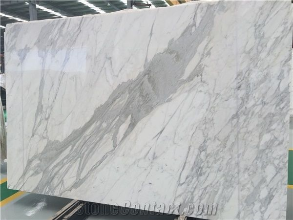 Statuario Tucci Marble Slabs Flooring Pros And Cons