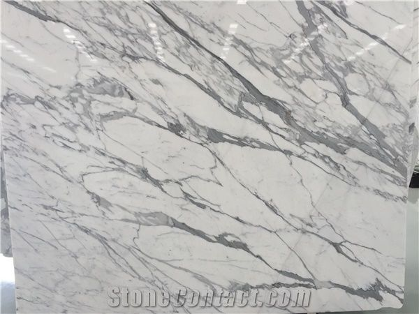 Statuario Tucci Marble Slabs Marble Flooring Pros And Cons