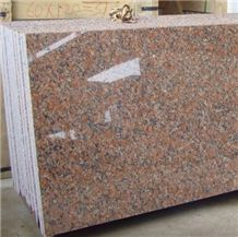 G562 Granite,China Red Granite Stone Slabs & Tiles, Red Granite in 2cm&3cm Thickness.Polished Red Stone,Granite Floor Tiles&Wall Tiles,Granite Countertop & Table,Granite Floor Covering,Flamed Granite