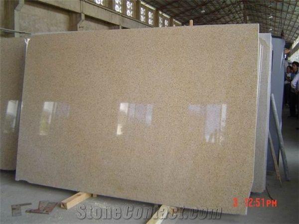 Polished Granite Slab Size Tile