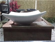 White Marble Sinks & Basins, Vessel Sinks, Wash Basins