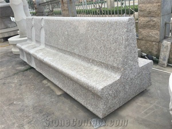 Marvelous Outdoor Granite Stone Long Bench G664 Granite Couch From Ibusinesslaw Wood Chair Design Ideas Ibusinesslaworg