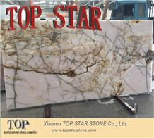 Luxurious Onyx Stone Light Pink Onyx Slabs & Tiles for Project