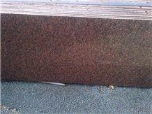 India Baltic Red Granite Tiles & Slabs, Polished Red Granite Tiles, India Red Color Granite Slabs and Tiles, Gang Saw Red Granite Flooring, Machine Cut Covering, Wall Tiles, Floor Tiles