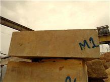 Indus Gold Marble Block, Pakistan Yellow Marble
