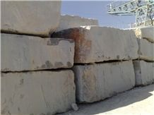 Graffiti Marble, Gray Marble Block