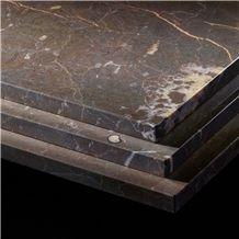 Grigio Argento Limestone Tiles & Slabs, Grey Polished Limestone Wall Tiles, Floor Tiles