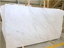 Bianco Venattino Marble Polished Tiles & Slabs, White Marble Flooring Tiles