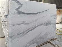Icarus White Marble Slabs