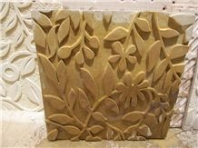 Beige Sandstone Wall Cladding 3