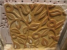 Brown Sandstone Wall Cladding 4