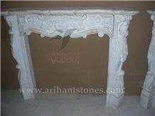 Pattern 1 Fireplace