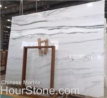Good Price China Panda White Marble Tiles&Slabs,Chinese Landscape Painting,Black Strong Arabescato Vein Tile&Slab,Polished for Feature Wall,Landscape Pattern,Bookmatch,Cover,Hotel Floor,Tv Set,Clading
