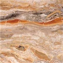 Arabescato Orobico Gold Marble Slabs & Tiles, Beige Marble Floor Covering
