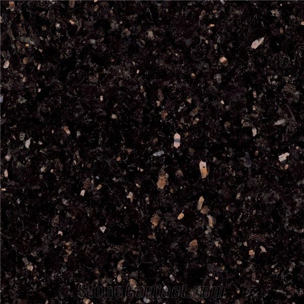 Black Galaxy Granite Tiles Slabs Star Galaxy Granite Floor Tiles