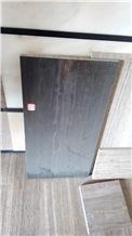 China Black Wood Vein Slabs&Tiles,Antiquity/ Ancient Wood Grain ,Palissandro Negro Armani,Athens Nero Forest,Eramosa Serpeggiante Marmol,Rosewood Grain Black ,Wooden Black ,Zebra/Obama Black
