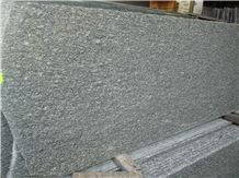 Coral Grey Granite Slabs & Tiles, Wall & Floor Covering, China Grey Granite