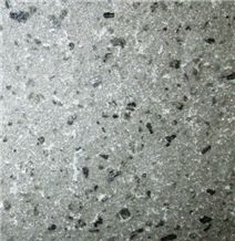 Andesite Tile with Black Spots, Indonesia Black Andesite