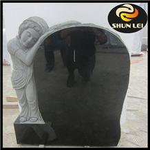 Hot Selling Black Granite American Monument