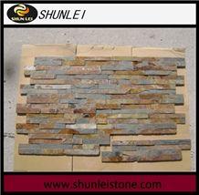 Ledge Stones, Cultured Stone, China Multicolor Slate Ledge Stones