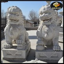 Outdoor Stone, White Marble Sculpture & Statue