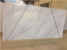 White Carrara C Marble Tiles & Slabs, Bianco Carrara C Marble Polished Tiles, Floor Tiles