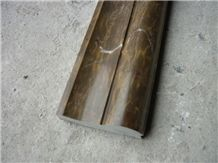 Beige Marble Moulding, Natural Stone Marble Moulding