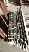 Building Material Hangrey Marble Chairails, Beige Marble Molding & Border