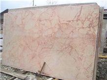 Polished Rosa Beige Marble Slab Price for Sale