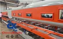 Automatic Stone Marble Door Windows Frames Special Line Machine Manufacturer