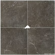 Yaghoot Marble - Gray and Black Marble - Mby1 Tiles & Slabs, Floor Tiles, Wall Tiles