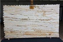Griza Yellow Brazil Granite Tiles & Slab