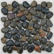 Natural Mixed Pebble Stone with Varies Colors
