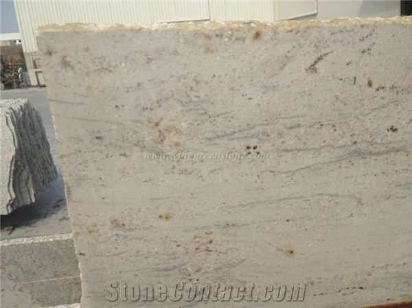 Imported Granite Indian White River Tiles Slabs Valley Thunder For Countertops Monuments
