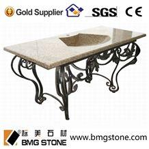 Beautiful Beige Granite Kitchen Countertop Edge
