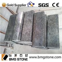 Chinese Green Granite Kerbstone