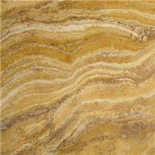 Sivas Yellow Travertine Tiles & Slabs, Yellow Travertine Floor Tiles, Wall Tiles Turkey