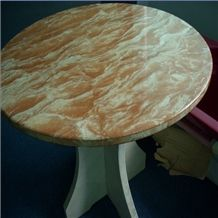 Lightweight Veneer Marble Honeycomb Tabletops