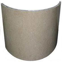 Stone Honeycomb Column Panels, Laminated Stone Honeycomb Panels