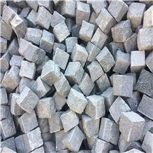 G654 Granite Cube Stone,G654 Granite Paving Stone,Dark Grey Granite Patio  Pavers,G654 Granite Pavers