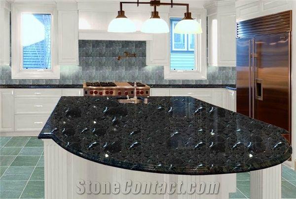 Rasotica Quartz Countertops Black Stone Kitchen Island Tops